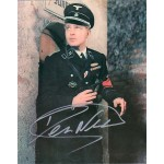 Derren Nesbitt Where Eagles Dare genuine signed authentic signature photo
