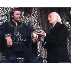 Doctor Who Julian Glover genuine authentic signed autograph photo.