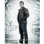Doctor Who Torchwood Kai Owen signed autograph photo.
