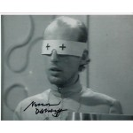 Doctor Who Vernon Dobtchef signed autograph photo.