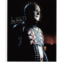 Doug Bradley Hellraiser authentic signed autograph photo 3