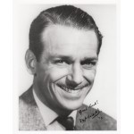 Douglas Fairbanks Jnr genuine signed authentic signature photo
