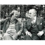 George Cole Minder signed autograph photo 3