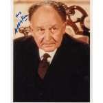 James Bond Geoffrey Keen signed autograph photo