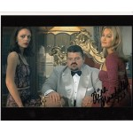James Bond Nina Muschallik genuine signed authentic signature photo