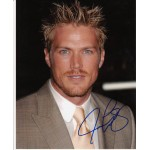 Jason Lewis signed authentic autograph photo