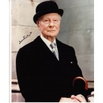 John Gielgud Arthur genuine signed authentic signature photo