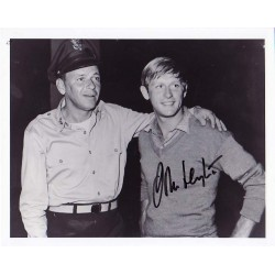 John Leyton Von Ryans Express genuine signed authentic signature photo