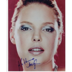 Katherine Heigl genuine signed authentic autograph photo
