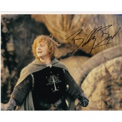 Lord of the Rings Billy Boyd signed authentic autograph photo 2