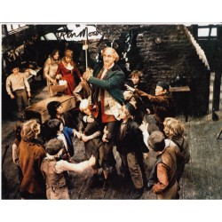 Ron Moody Oliver signed authentic autograph photo 3