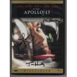 Apollo 13 Jim Lovell Tom Hanks authentic genuine signed DVD dealer
