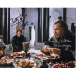 Billy Boyd John Noble LOTR Lord Rings genuine authentic autograph signed photo