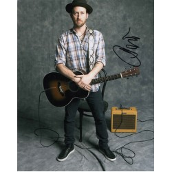 Chris Shiflett Foo Fighters genuine authentic autograph signed photo