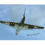 Concorde Neil Rendall genuine authentic autograph signed photo