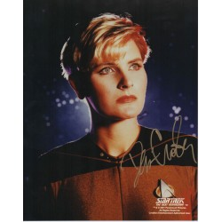 Denise Crosby Star Trek genuine authentic autograph signed photo