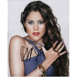 Eliza Doolittle genuine authentic autograph signed photo