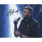 James Arthur genuine authentic autograph signed photo