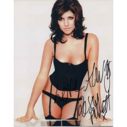 Roxanne Pallett Sexy Emmerdale genuine authentic autograph signed photo