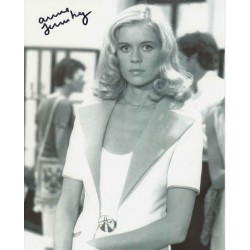 James Bond Anne Lonberg genuine signed authentic signature photo