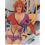 James Bond Jill St John authentic genuine signed photo dealer