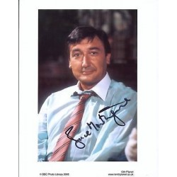 Butterflies Bruce Montague signed original celebrity authentic autographs photo