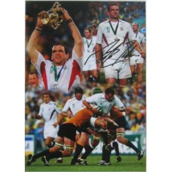 Rugby Autographs