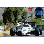 Keke Rosberg Williams F1 signed authentic autograph photo