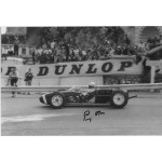 Stirling Moss F1 Lotus genuine signed authentic signature photo