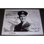 Great Escape Jimmy James signed authentic autographs photo