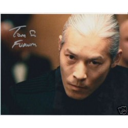 James Bond 007 Tom So genuine signed authentic autographs photo