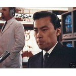 James Bond Burt Kwouk genuine signed original authentic autographs photo