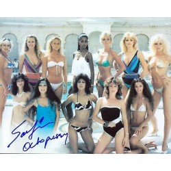 James Bond Octopussy Safira Afzal genuine authentic signed autographs photo 2