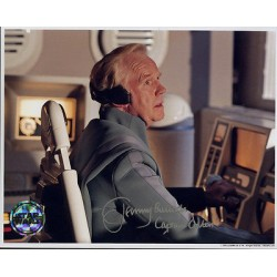 SOLD Jeremy Bulloch Star Wars genuine signed authentic autograph photo