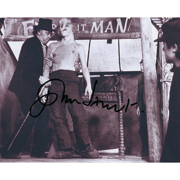 John Hurt Elephant Man authentic signed genuine autographs photo