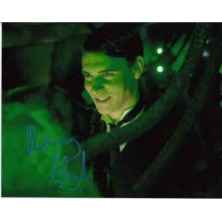 Doctor Who Harry Lloyd authentic genuine signed autograph photo