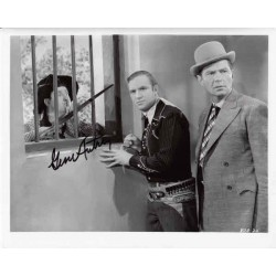 Gene Autry singing cowboy genuine authentic signed autograph photo 2.