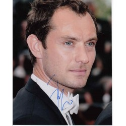 Jude Law authentic genuine signed autograph photo 4