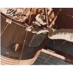 Skylab Space Ed Gibson authentic genuine signed autograph photo