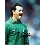 Bruce Grobbelaar Liverpool genuine authentic signed autograph photo.