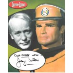 Captain Scarlet Jeremy Wilkins genuine authentic autograph signed image.
