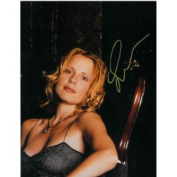 Emma Caulfield genuine authentic autograph signed photo 3.