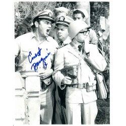 Ernest Borgnine genuine authentic autograph signed photo.