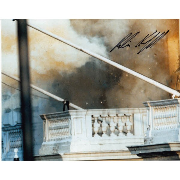 Iran Embassy Siege SAS signed autograph photo 4