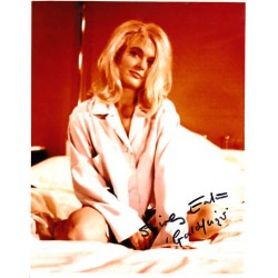 James Bond Shirley Eaton golden girl genuine authentic autograph signed photo 3.