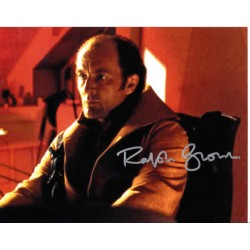 Star Wars Ralph Brown genuine authentic autograph signed photo.