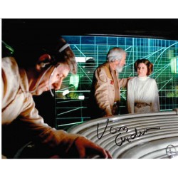 Star Wars Vass Anderson genuine authentic autograph signed photo.