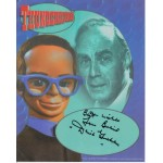 Thunderbirds David Graham genuine authentic autograph signed image.