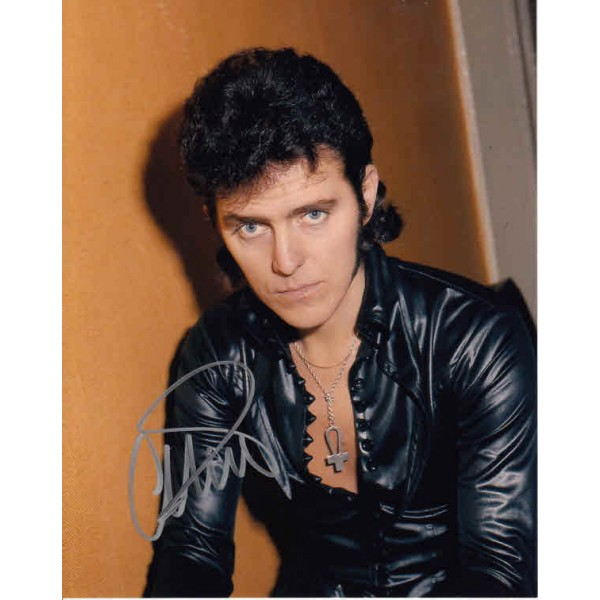 Alvin Stardust music genuine signed authentic autograph photo