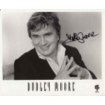 Dudley Moore genuine signed authentic autograph photo